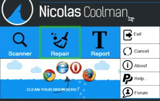 Repair_ZhpCleaner_sos-virus-320x202 Tutorial ZHPCleaner - Repair Option ZHPCleaner Nicolas Coolman