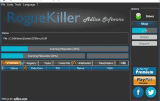 Scaning_Option_RogueKiller_sos-virus-320x202 Tutorial RogueKiller - Scan Option RogueKiller Adlice Software