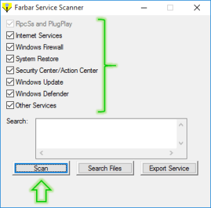 Tutorial_Farbar_Service_Scanner_Scan