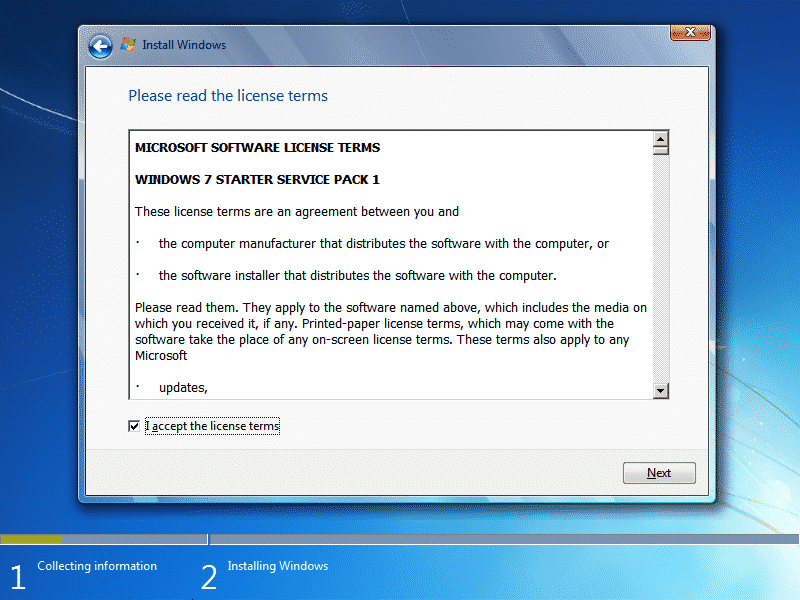 Tutorial_Windows_7_Starting_windows_accept_license_terms