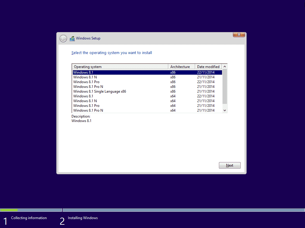 Tutorial_Windows_8_installation_choose_operating_system