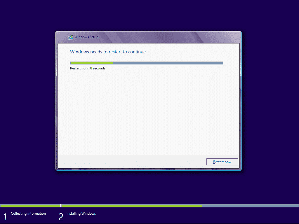 Tutorial_Windows_8_installation_restart_to_continue