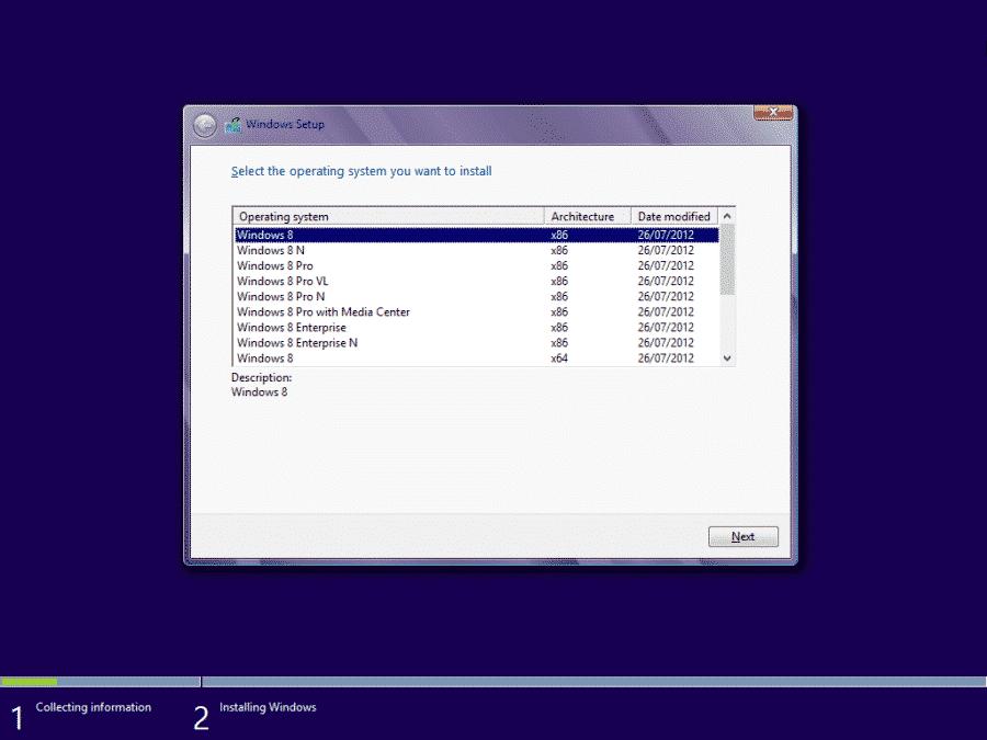 Tutorial_Windows_8_installation_select_operating_system