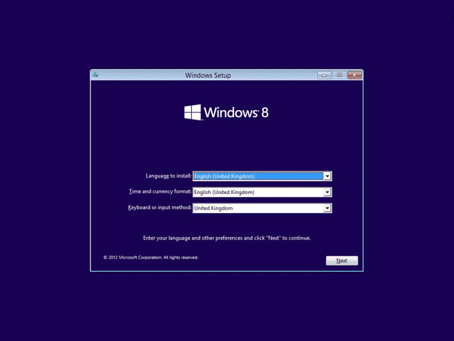 Tutorial_Windows_8_installation_windows_setup