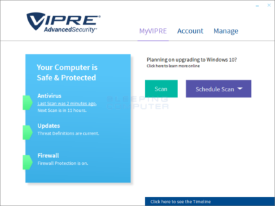 VIPRE Advance Security for Home
