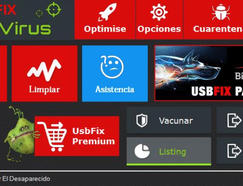 Manual UsbFix : Listing