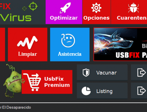 Manuel UsbFix : Optimizar