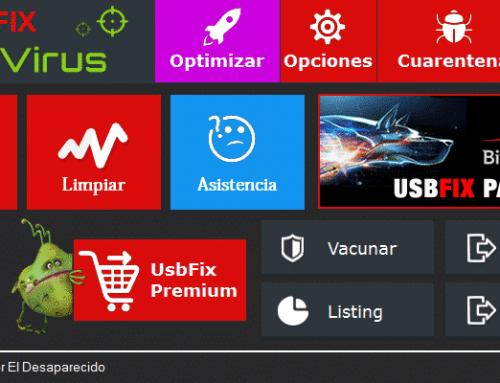 Manuel UsbFix : Optimizar