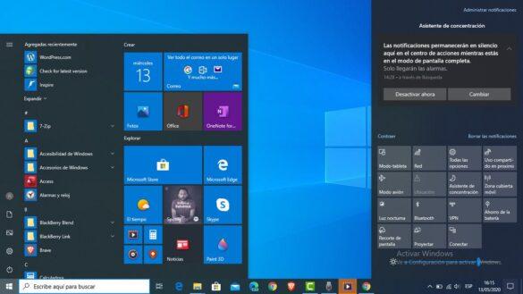 Descargar Windows 10 Home 64 Bits