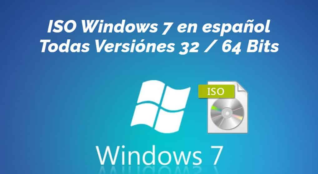 Descargar Windows 7 Gratis en espanol