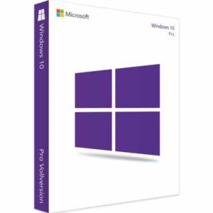 ISO Windows 10 professional 64 bits