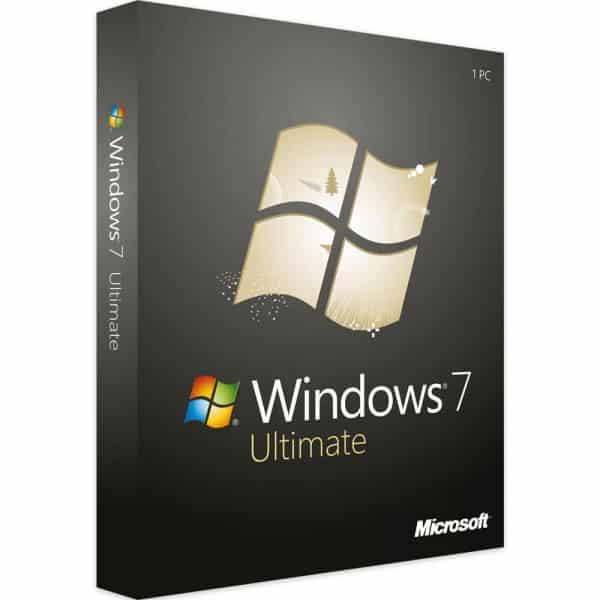 Windows 7 ultimate 32 y 64 bits en espanol