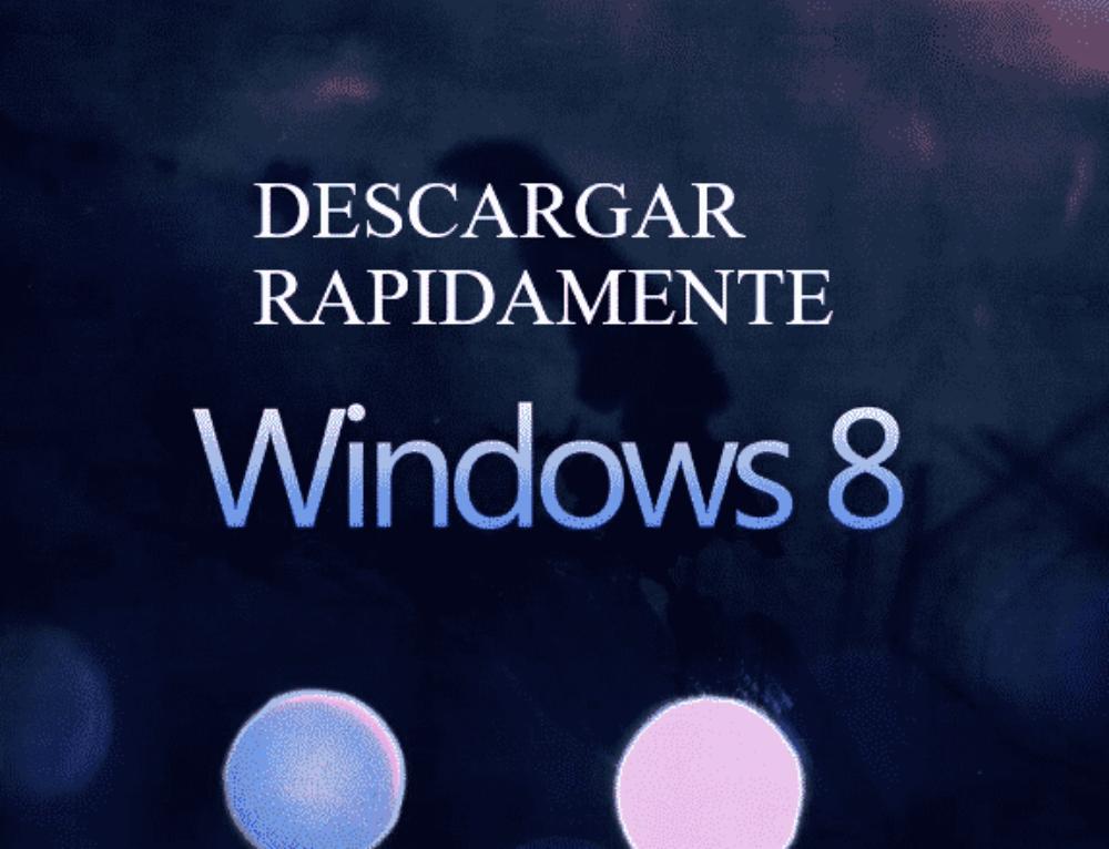 Descargar Windows 8 al formateo Iso