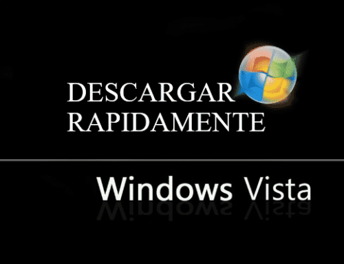 Descargar Windows Vista al formateo iso