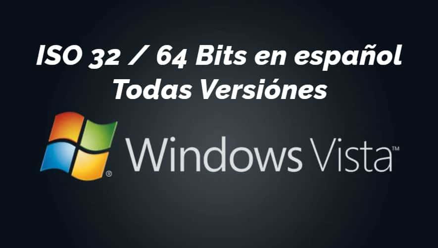 Descargar Windows Vista Gratis en espanol