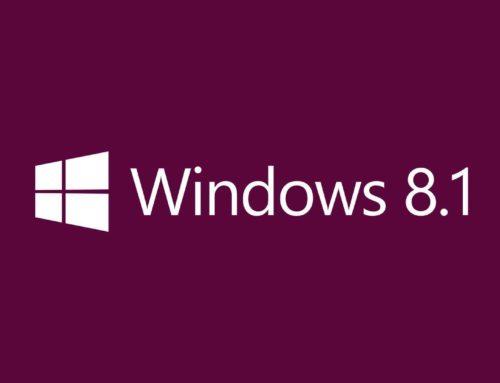 Descargar Windows 8.1 al formateo Iso