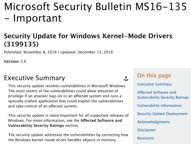 "1491993804 545 como explotar el bug de ms16 135 en windows x64 con powershell metasploit like a boss - Cómo explotar el bug de MS16-135 en Windows x64 con PowerShell & Metasploit ""Like a Boss"""