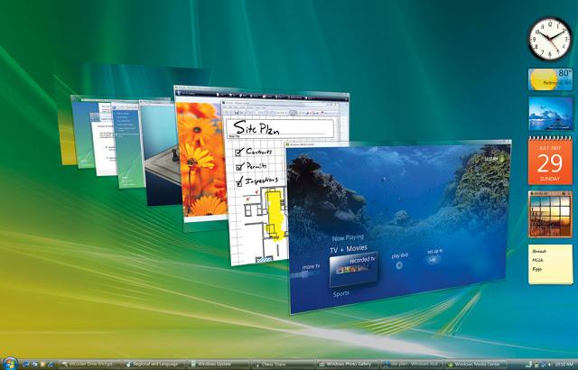 Windows Vista Out: El sistema operativo del gorro dice adios - 2017 - 2018
