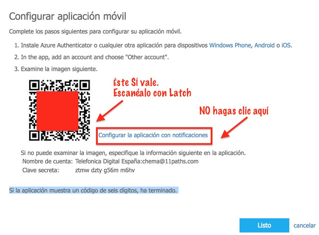1491996974 448 como proteger office 365 con latch cloud totp - Cómo proteger Office 365 con Latch Cloud TOTP