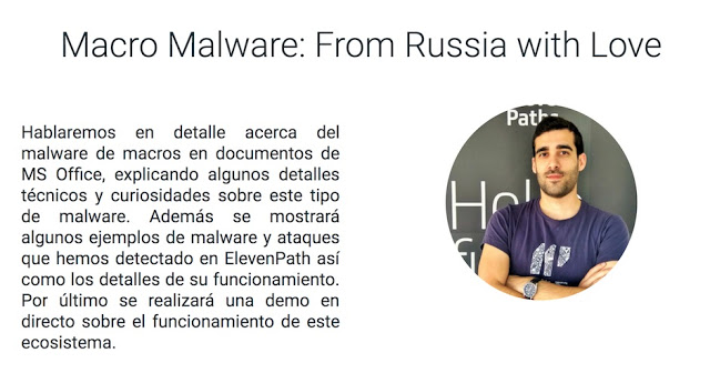 1492008081 209 cursos charlas y conferencias para esta misma semana elevenpaths 0xword nodejs hacking pentesting - Cursos, Charlas y Conferencias para esta misma semana @elevenpaths @0xWord #NodeJS #hacking #pentesting