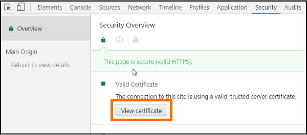 Ver certificado img 3