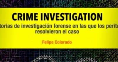 "Nuevo libro de @0xWord Pocket: ""Crime Investigation"""