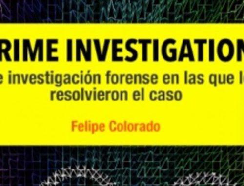 """Nuevo libro de @0xWord Pocket: """"Crime Investigation"""""""