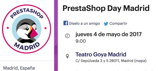 1493512363 241 eventos conferencias y cursos del 3 al 6 de mayo drupal watson hacking prestashop bd machine learning - Eventos, conferencias y cursos del 3 al 6 de Mayo: Drupal, Watson, Hacking, Prestashop, BD & Machine Learning