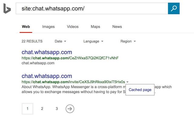 1493599146 889 como las invitaciones a grupos de whatsapp filtradas en internet afectan a tu privacidad - Cómo las invitaciones a grupos de #WhatsApp filtradas en Internet afectan a tu #Privacidad