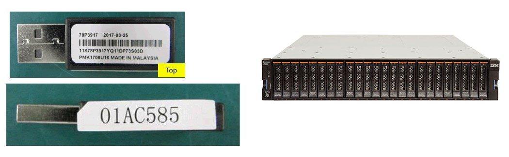 Unidad USB de IBM posiblemente afectado por malware