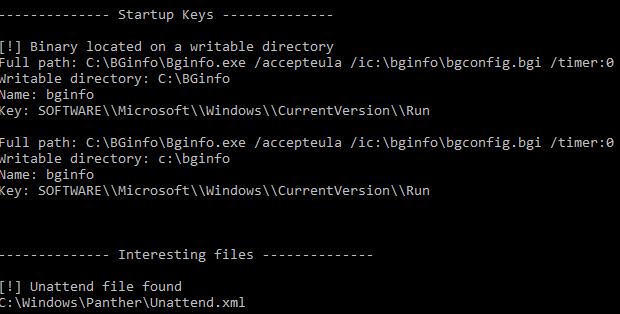 """BeRoot: Una herramienta para buscar la forma de ser """"root"""" en Windows 10 Windows 10, Windows, pentesting, Hacking"""