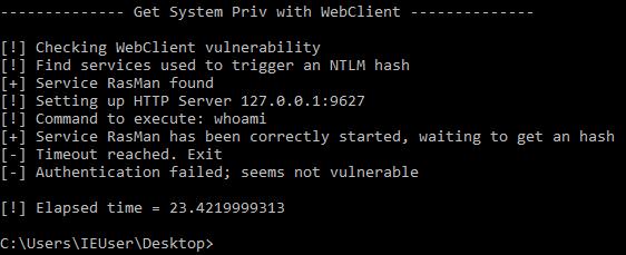 """1493881274 450 beroot una herramienta para buscar la forma de ser root en windows 10 - BeRoot: Una herramienta para buscar la forma de ser """"root"""" en Windows 10"""