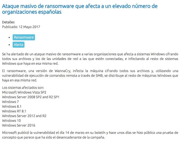1494640093 78 el ataque del ransomware wannacry - El ataque del ransomware #WannaCry