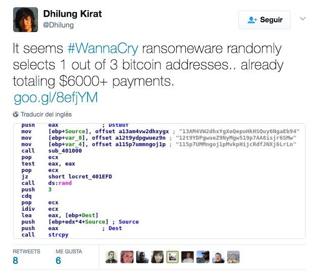 1494640093 905 el ataque del ransomware wannacry - El ataque del ransomware #WannaCry