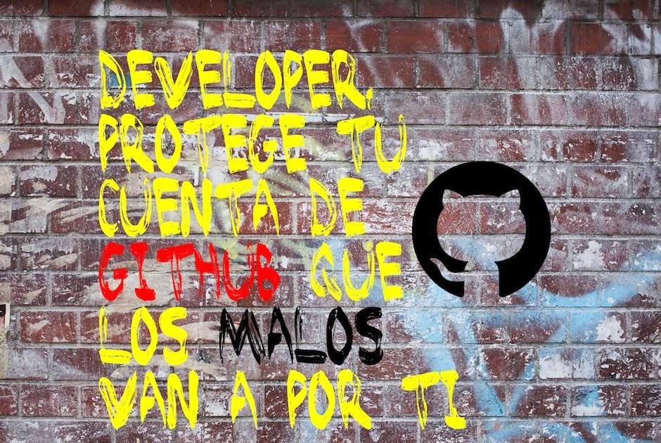 1495702290 developer protege tu cuenta de github que los malos van a por ti - Developer, protege tu cuenta de GitHub que los malos van a por ti