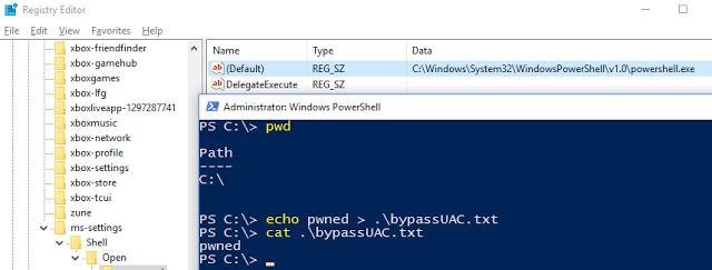 1496092562 988 fileless 3 bypass uac en windows 10 otro mas aunque parezca increible - Fileless 3: Bypass UAC en Windows 10 (Otro más, aunque parezca increíble)