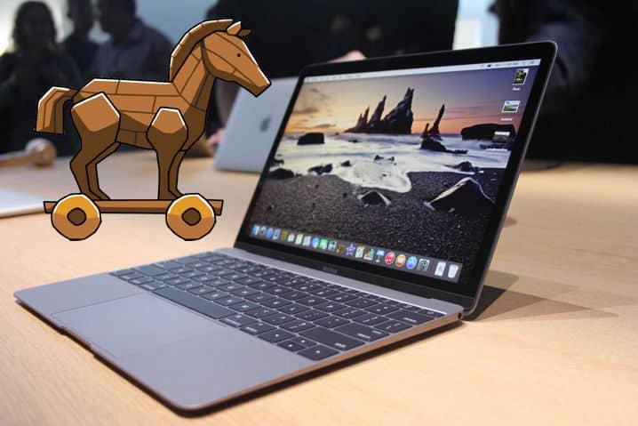 Aparece el primer troyano a gran escala para Mac
