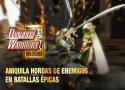 Dynasty Warriors: Unleashed imagen 1 Thumbnail