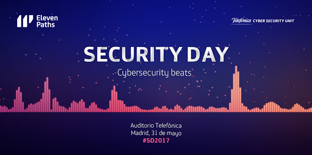 elevenpaths security day 2017 cybersecurity beats  - ElevenPaths Security Day 2017: CyberSecurity Beats_