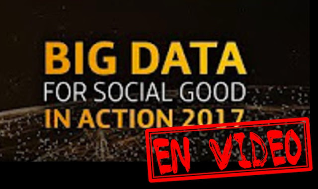 LUCA (@LUCA_d3): Big Data for Social Good in Action 2017 [Vídeos] Telefónica, LUCA, BigData, big data