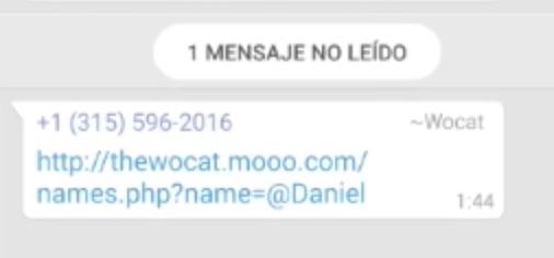 Cómo un enlace malicioso en WhatsApp puede robar los nombres de tus contactos WhatsApp, Privacidad, iOS, Hacking, Android