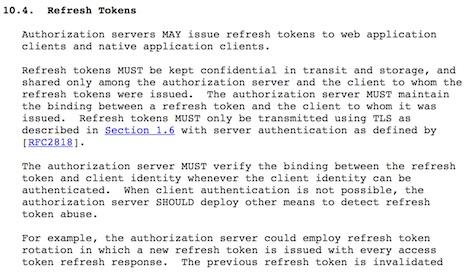 1497219853 707 mitigacion de la suplantacion de identidad en oauth 2 0 parte i de ii - Mitigación de la suplantación de identidad en OAuth 2.0 (Parte I de II)