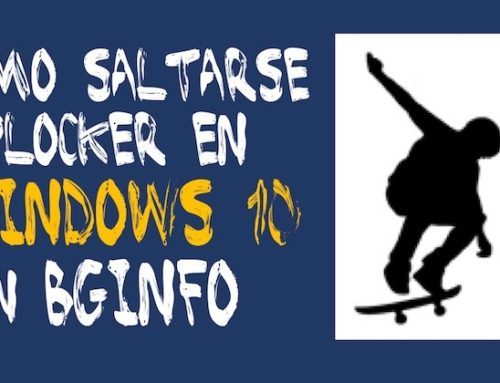 Cómo saltarse AppLocker en Windows 10 con BgInfo