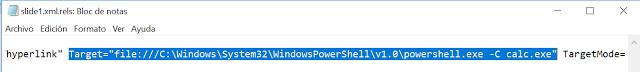 Zusy: Cómo un PowerPoint entrega tu Windows a un atacante malo - 2017 - 2018