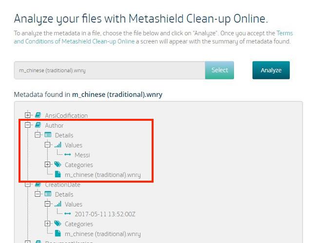 El creador de WannaCry es fan de Messi, no es muy ambicioso y usa Microsoft Word habitualmente en coreano ransomware, Microsoft Word, Microsoft Office, Metashield, Metadatos, metadata, Malware, Análisis Forense