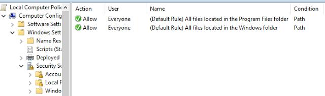 1497935345 706 como saltarse applocker en windows 10 con las reglas por defecto - Cómo saltarse AppLocker en Windows 10 con las reglas por defecto