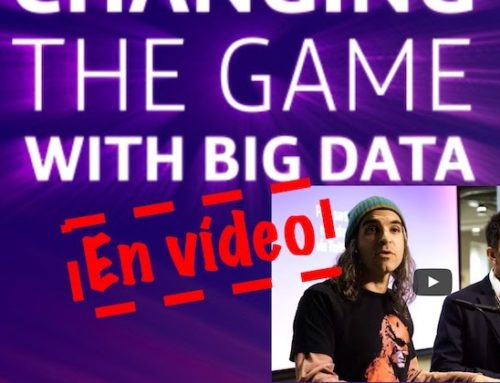 Sesiones de Changing the Game with Big Data en Vídeo