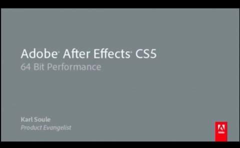 Adobe After Effects - 2017 - 2018